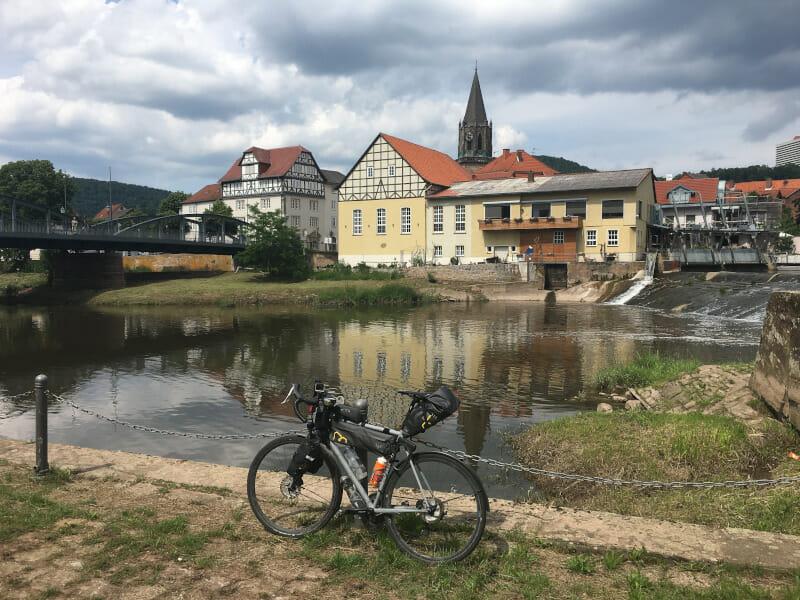 Rotenburg an der Fulda - Titelbild - Fuldaradweg