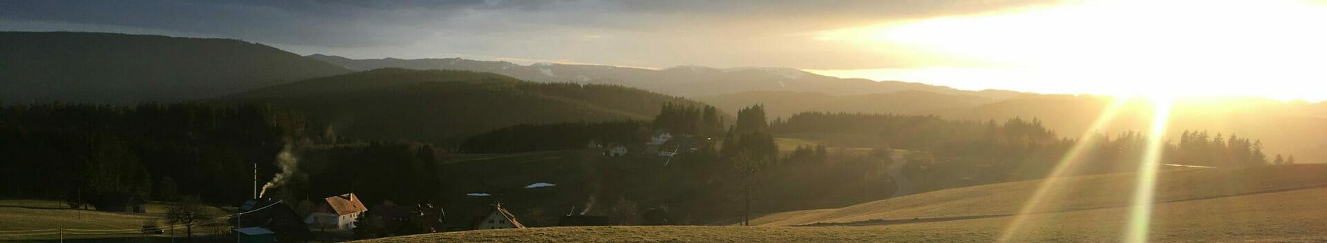 Schwarzwald bei Titisee Neustadt - Radtouren Radregion Schwarzwald