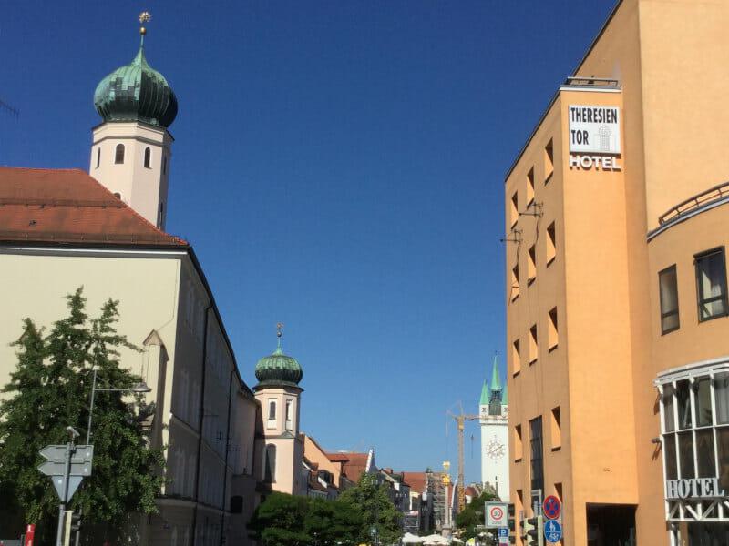 Unterkunft in Straubing finden