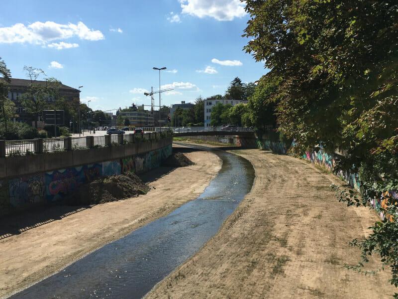 Bayreuth - Roter Main - Mainradweg