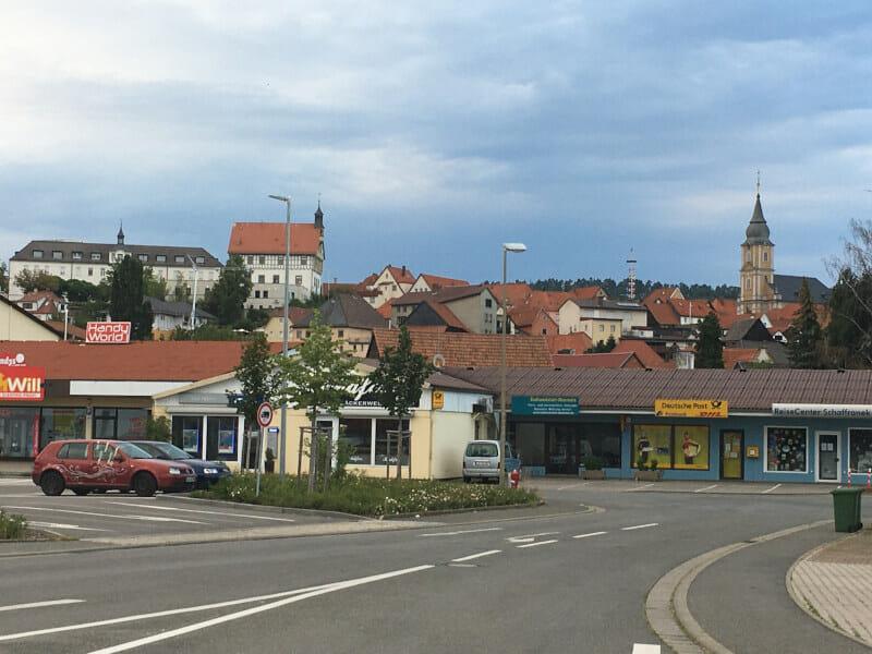 Burgkunstadt - Mainradweg