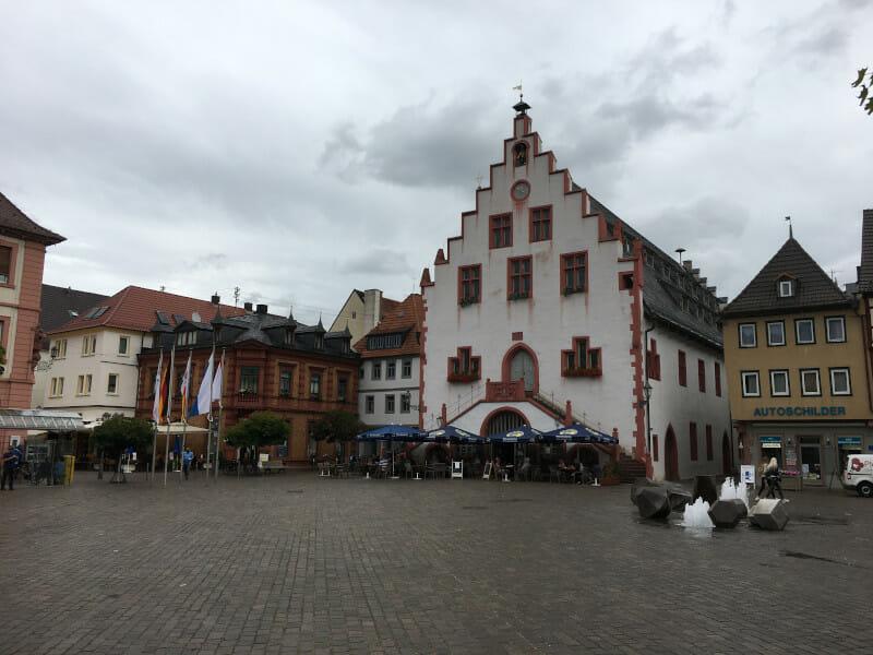 Karlstadt - Main-Spessart - Mainradweg