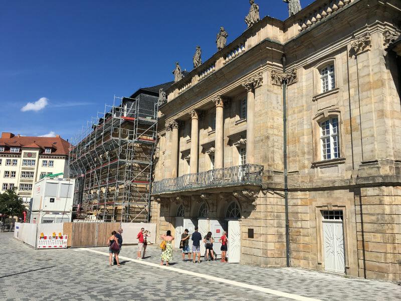 Markgräfliches Opernhaus Bayreuth - Mainradweg