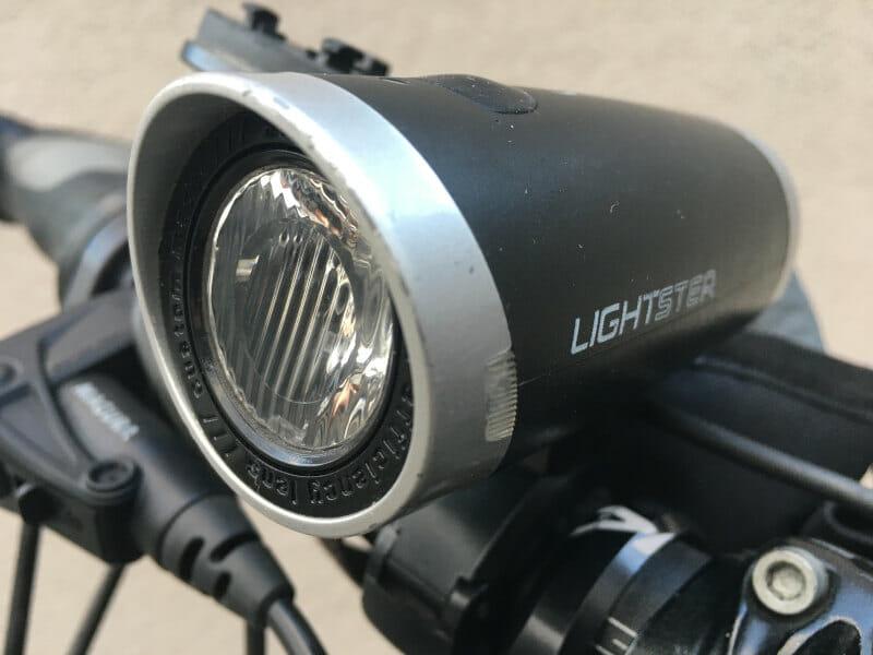 Fahrrad Akku-Licht Sigma