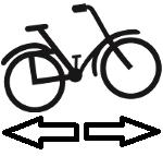 Wie lange ist ein Fahrrad