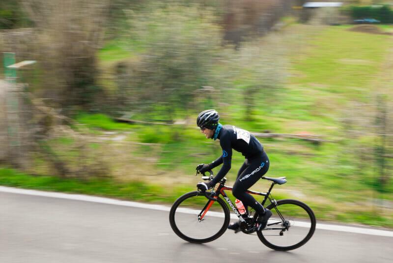 Mattia Cionci - Rennradfahrer VO2max