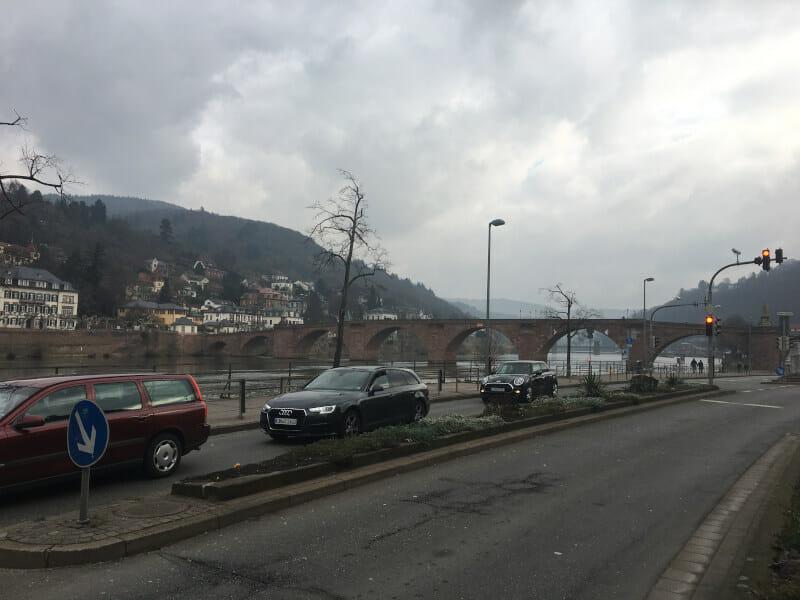 Heidelberg - Verkehr