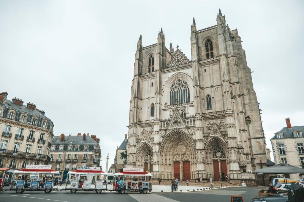 Nantes Velodyssée Radweg