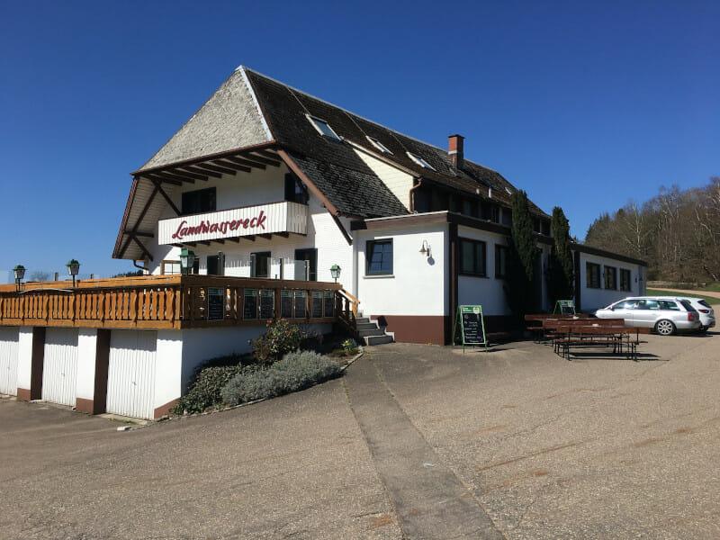 Schwarzwald-Radweg Landwassereck