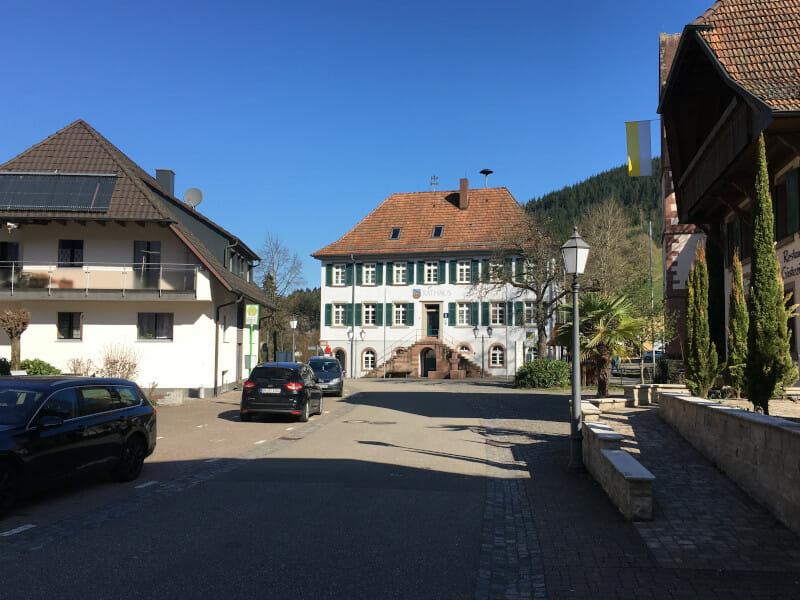Mühlenbach am Schwarzwald-Radweg