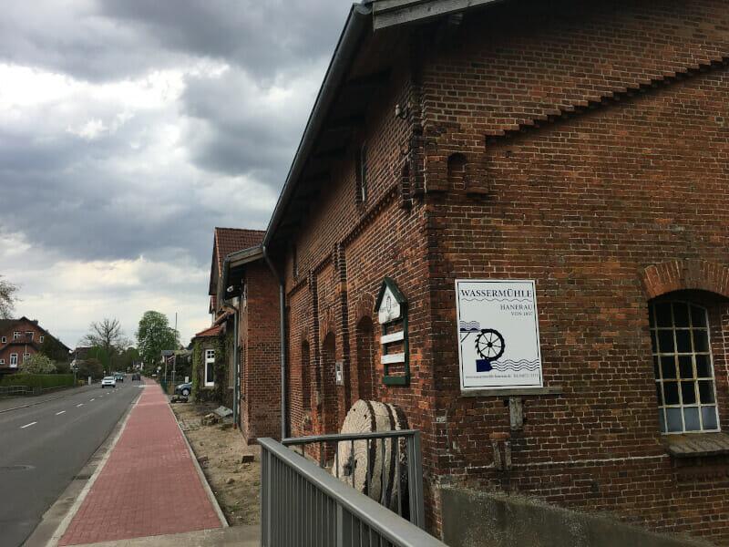 Hanerau-Hademarschen - Steinhaus - Nord-Ostsee-Kanal-Radweg.