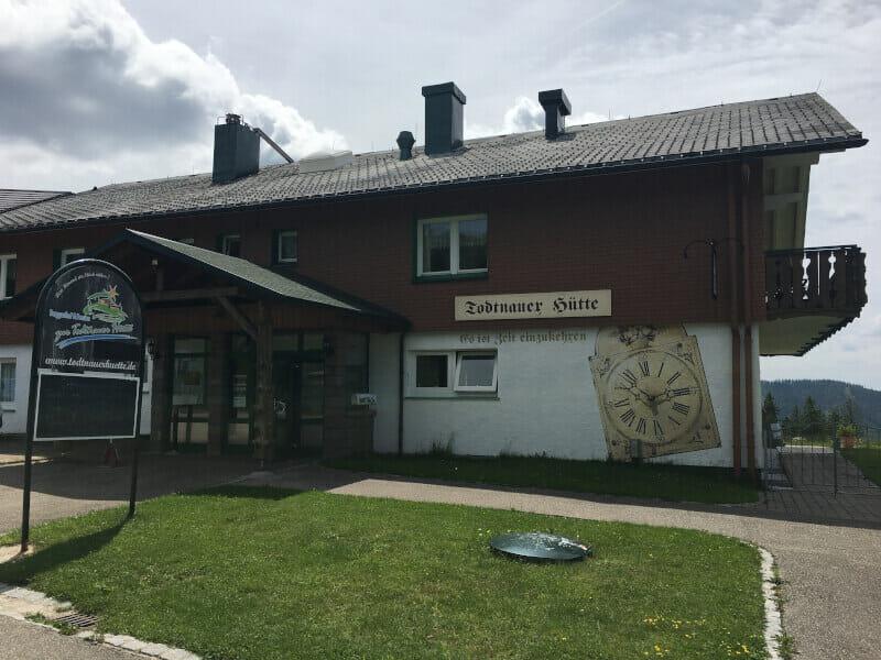Todtnauer Hütte - Radtour - Schwarzwaldradweg Erfahrungen.