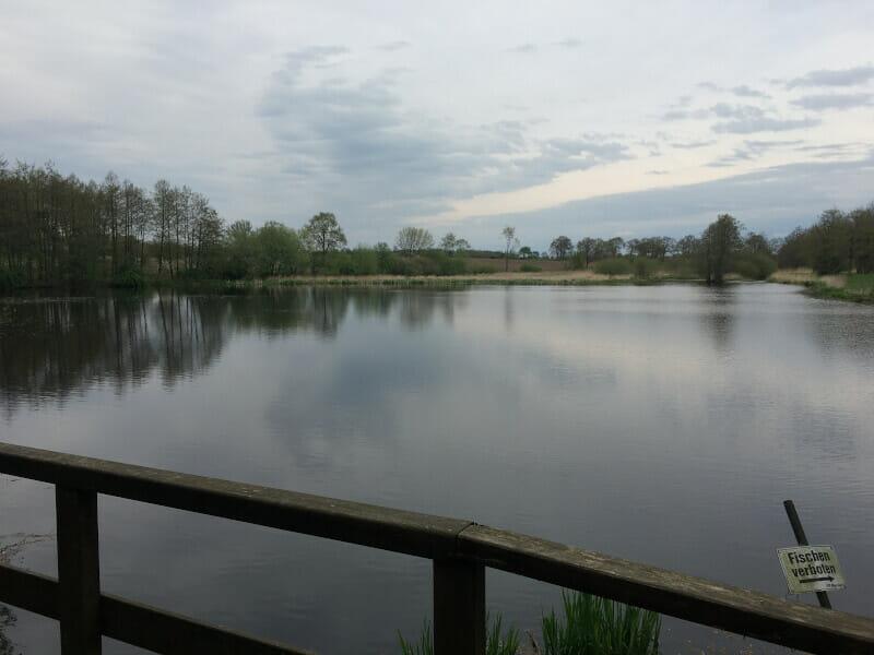 Albersdorf - Westerau - See - Nord-Ostsee-Kanal-Radtour.