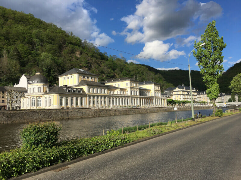 Bad Ems am Limesradweg