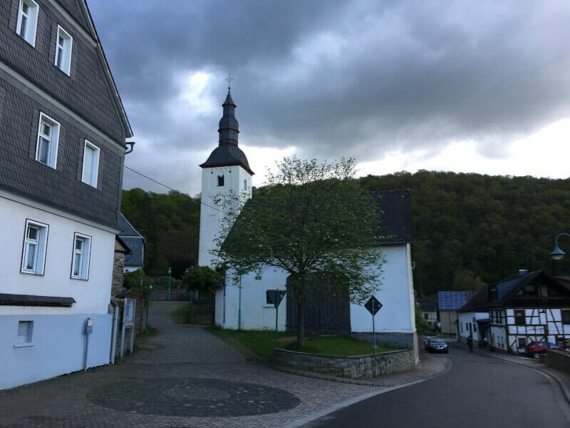 Marienfels - Deutscher Limesradweg