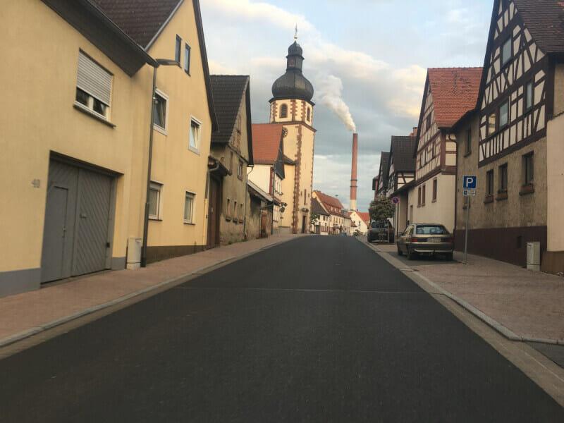 Stockstadt am Main am Limesradaweg